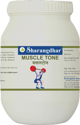 Sharangdhar Muscle Tone 600Tab (Economy Pack)