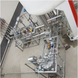 Cryogenic Piping Service