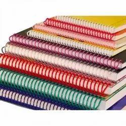 spiral book binding service