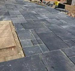 Black Stone Flooring Tiles