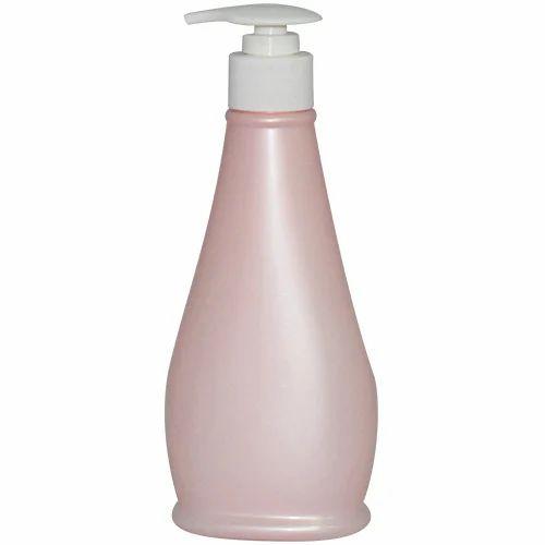 Plastic Hdpe Spray Pump Shampoo Bottle