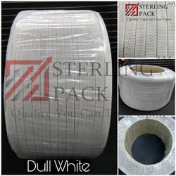 Dull White 12mm