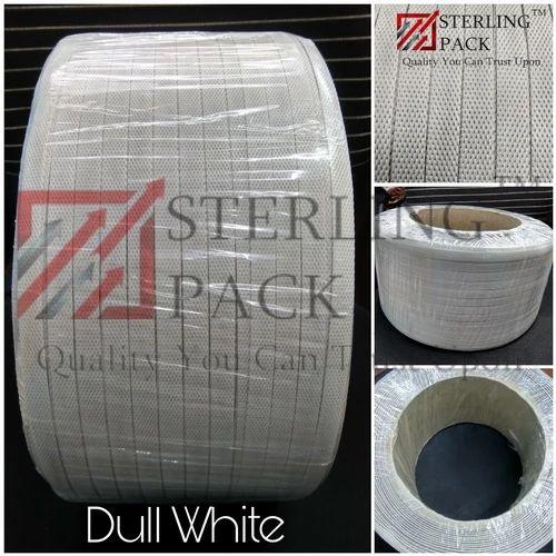 Dull White 12mm