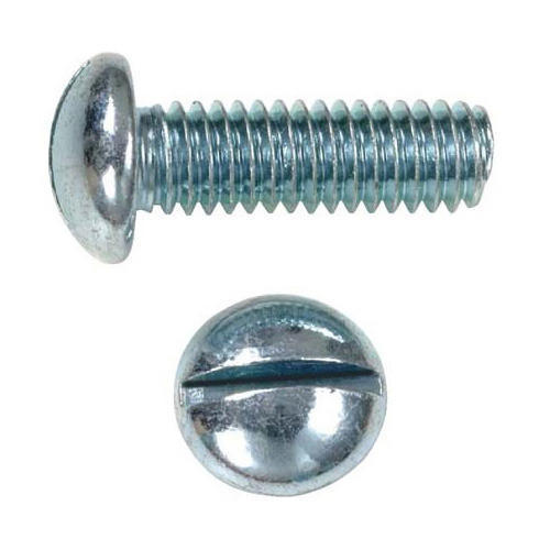 SS Round Fine Fasteners, Thickness: 4 - 8 mm