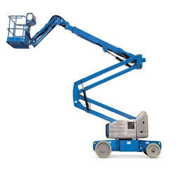 Electric Boom Lift Rental Services