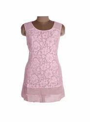 Ladies Net Dress
