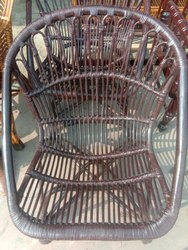 Cane Wood Chair