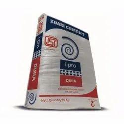 Zuari Dura Pozzolana Portland Cement, Packaging Size: 50 Kg, Cement Grade: Grade 53