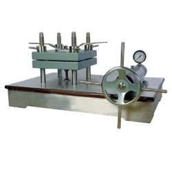 Laboratory Sheet Press