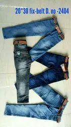 Lycra Kids Jeans
