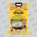 Rice Packaging Pouch with Plastic Handle