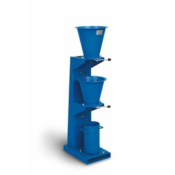 Compacting Factor Test Apparatus