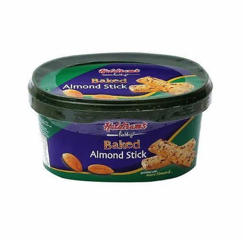 Haldiram Almond Stick Box