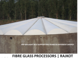 FRP Self Supporting Domes