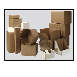 Paper Laminated Corrugated Boxes