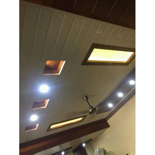 Pvc Ceiling Sheet For Residential Commercial Thickness 5 10 Mm Rs 50 Square Feet Id 15002727512
