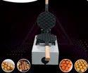 Gas Bubble Waffle Maker