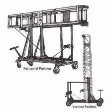 Aluminium Jeep Tower Ladder