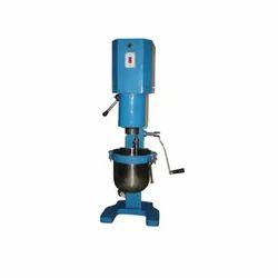 Cement Mortar Mixer Machine