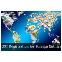 GST Registration for Foreigners Service