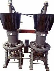 Kachhi Ghani Oil Machine