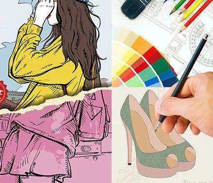 Service Provider Of Fashion Designing Courses Services Interior Designing Courses Services By Iitc World Ahmedabad