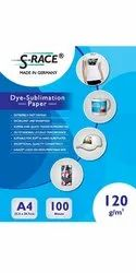 S-Race Sublimation Paper (A4 Size)