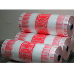 LDPE Printed Roll