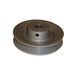 Single Groove Pulleys