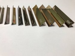 Stainless Steel Decorative PVD Profiles