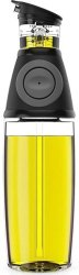 Oil Bottle Press and Measure Dispenser