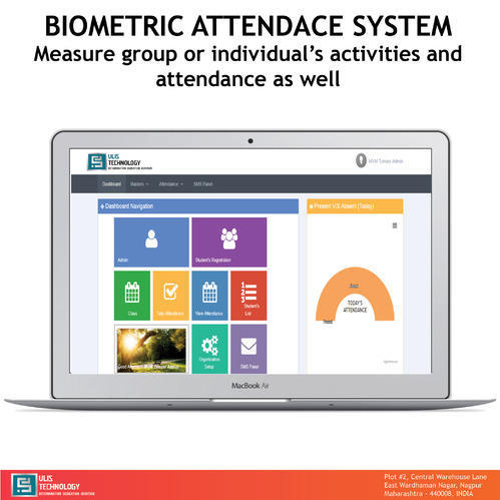 Bio-Metric Based Attendance Management Software, Version: 1.1.5