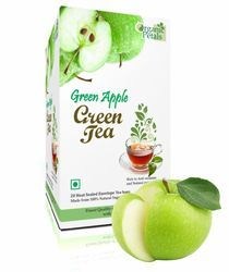 Green Apple Green Tea