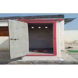 RCC Toilet Cabin