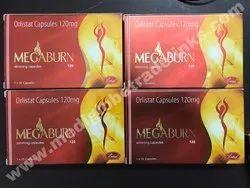Megaburn 120mg Slimming Capsule