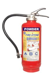 DCP Type Fire Extinguisher 4 Kg