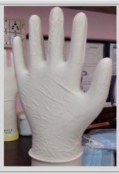Jeans Fabric Gloves