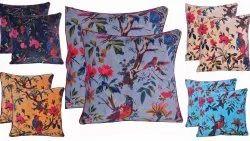 Indian Velvet Pillow Cover
