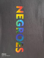 vnyl multi color print
