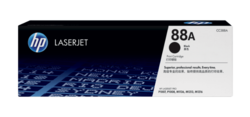 HP 88A Black LaserJet Toner Cartridge