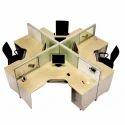 Woodem Modular Office Furniture