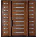 Designer Sagwan Wood Door