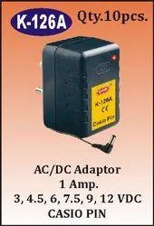 126A AC/DC Adaptor