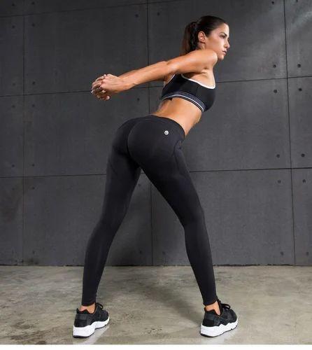 8e3a3c6b53c8c Womens Stylish Yoga Pants at Rs 300 /piece | योग पैंट ...