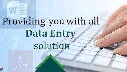 data entry solution services outsource data entry in sirsi road