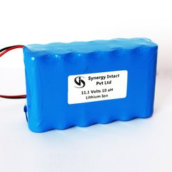 Lithium Ion Battery Pack 10 Ah