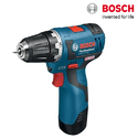 Bosch Gsr 12 V-ec Professional Cordless Drill, Lithium-ion, Warranty: 1 Year