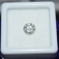 CVD Diamond 1.1ct K VVS2 Round Brilliant Cut IGI Certified Stone