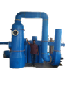 Fume Scrubber And Chimney (Air Pollution Control Systems)