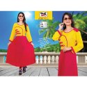 DS Casual Wear Ladies Casual Kurti